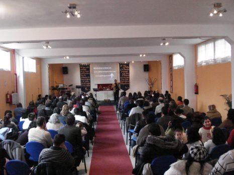 003e Iglesia Pasion por Cristo en Calle Haya 11 en el 2006